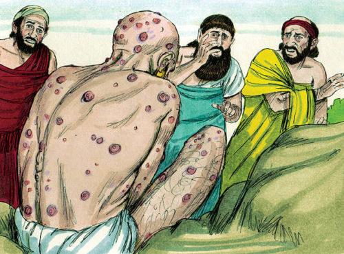 Одна из древних болезней в мире