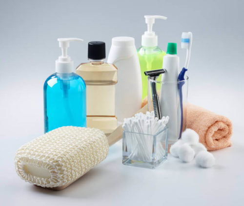 Защита от контактно-бытовых инфекций