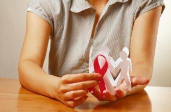 Красная лента - международный символ борьбы со СПИДом