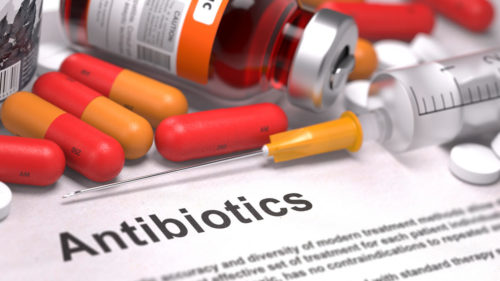 Антибиотики, как средство лечения микоплазменной пневмонии