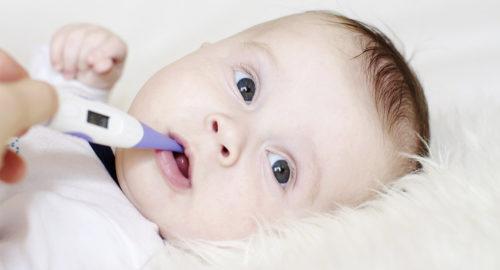 Особенности лихорадки у детей