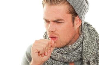 кашель - симптом микоплазменной пневмонии