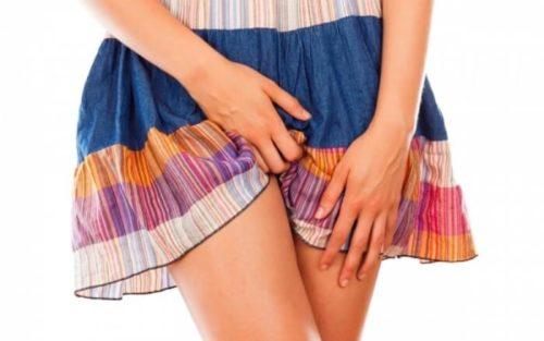 Симптомы при молочнице