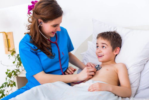 Пневмония без кашля у ребенка