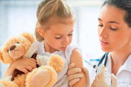 Прививка от столбняка и дифтерии побочные действия у детей — Все о детях