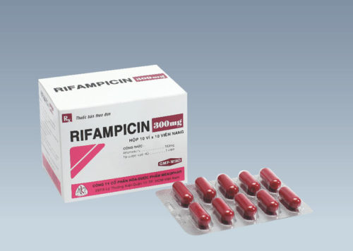 Лекарственные препараты для лечения проказы