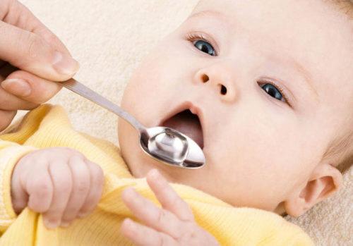 Особенности лечения маленьких детей