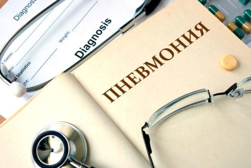 Антибиотики при лечении пневмонии