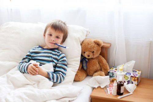 Симптомы пневмонии у ребенка