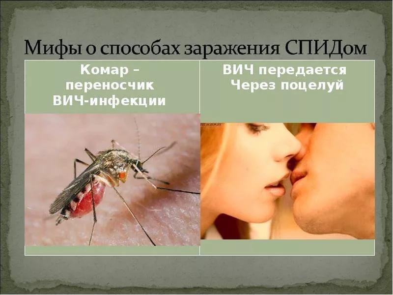 Минет можно инфекцией через заразится вич