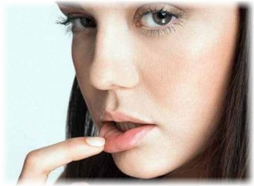 Герпес на слизистой полости рта