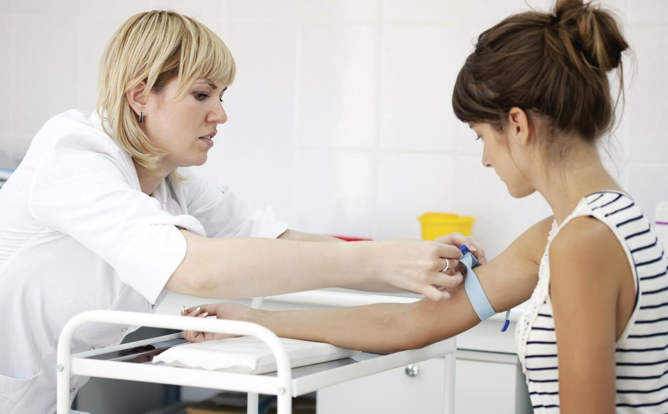 паразиты в анализе крови человека