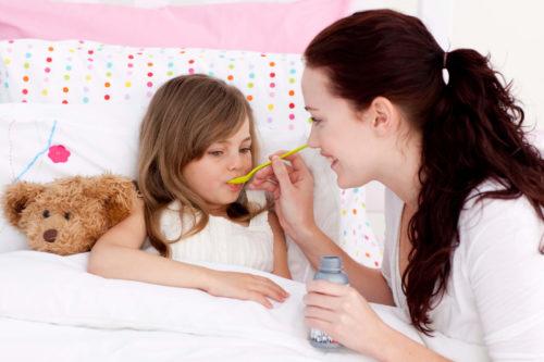 вирусные инфекции у детей