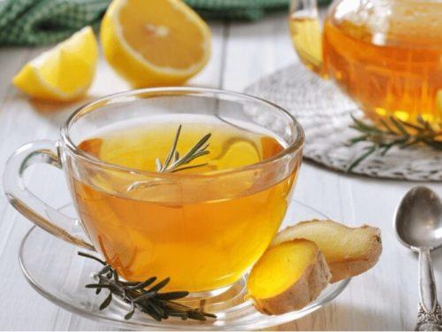 употребление горячих напитков при гриппе