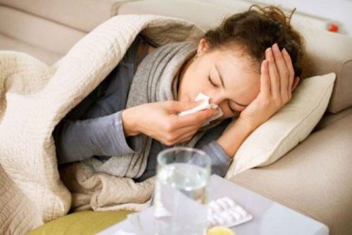 вирусные и бактериальные инфекции