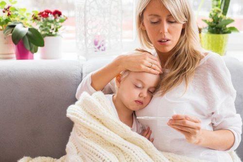 симптомы при простуде