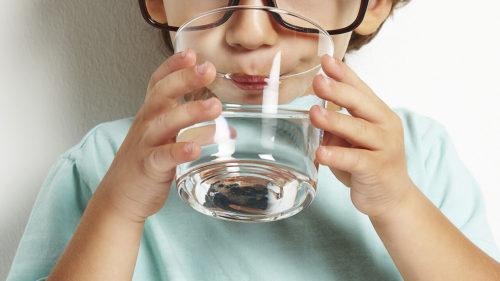 употребление очищенной воды