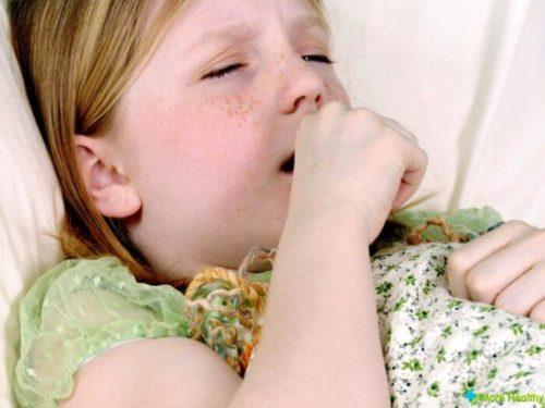 сухой кашель аскаридоз