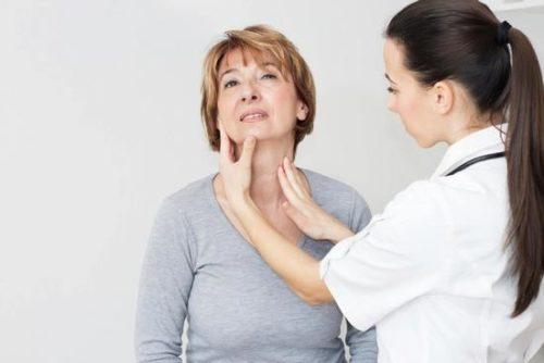 увеличение лимфоузлов аскаридоз