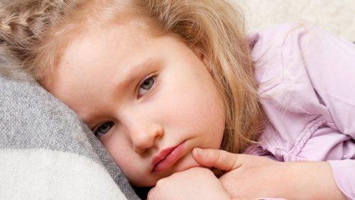 жар при хламидиозе у ребенка