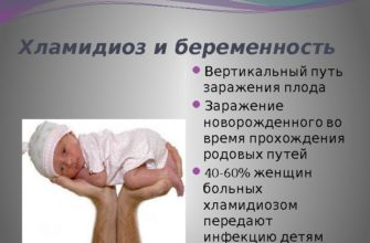 опасность хламидиоза при беременности