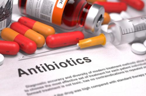 Лечение антибиотиками золотистого стафилококка