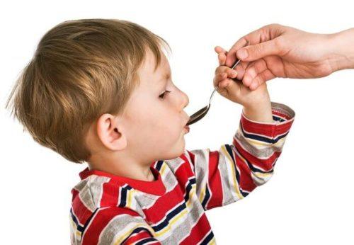 глисты, лечение детей