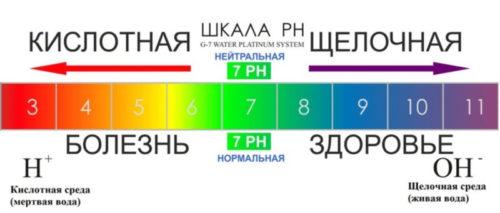 pH кала