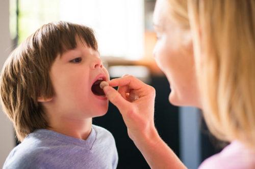 Лечение гельминтоза у детей