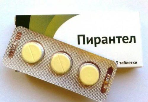 Лечение нематоды