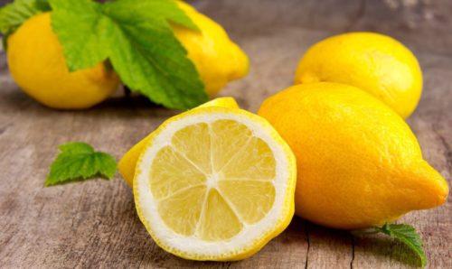 лимон против глистов