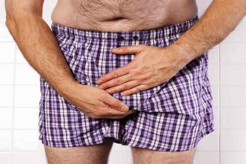 Как проявляется болезнь у мужчин
