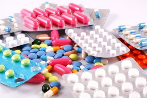 медикаменты против глистов