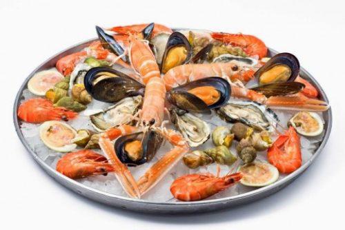 морепродукты и холера