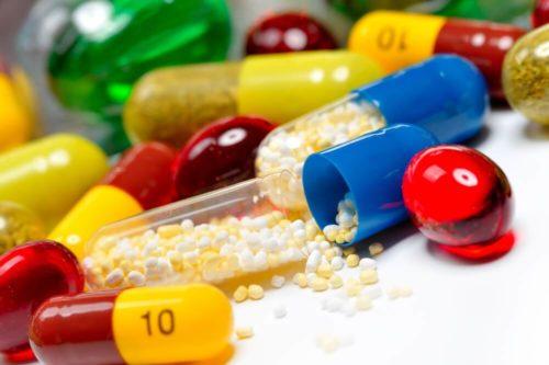 медикаментозное лечение глистов